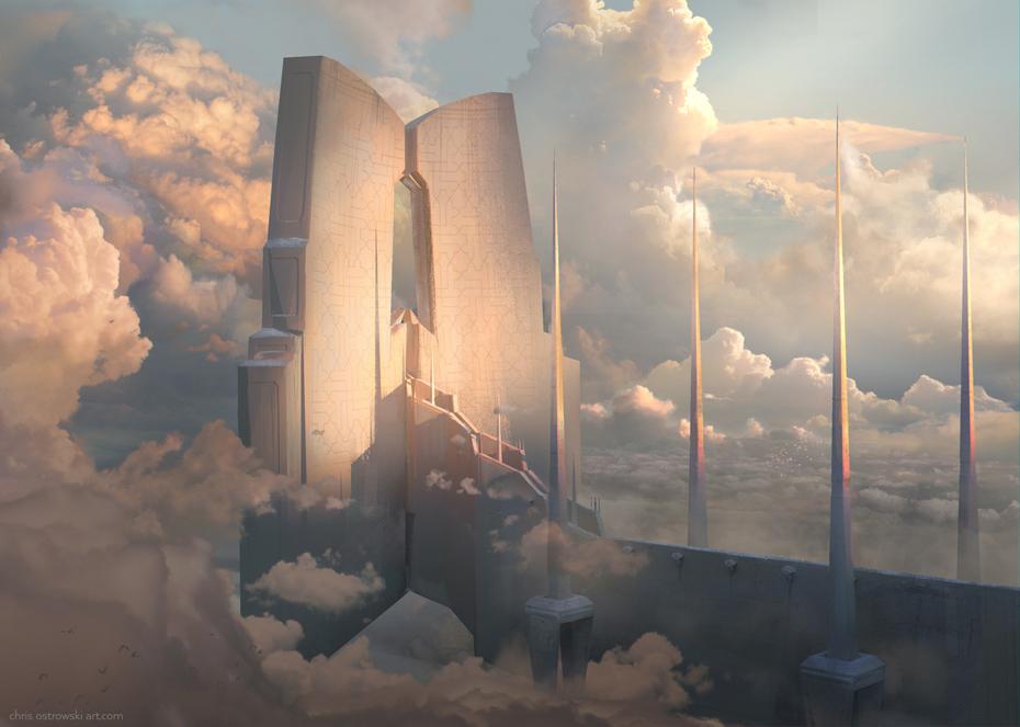 Sky Temple